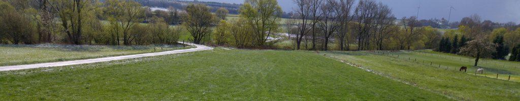 Bild mit Schneegestöber symbolisiert den verschwommenen Blick vor der Therapie. Dieses Bild zeigt Klarheit nach der Kurzzeit-Psychotherapie