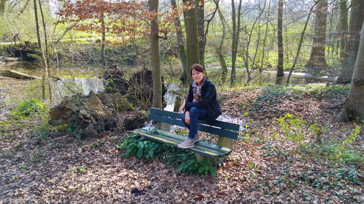 Christina Wilde erzählt von sich und wie es zur Gründung der Privatpraxis für Psychotherapie Lebensglück Coaching in Bünde kam.