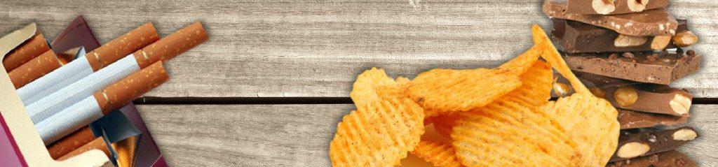 Süchte bekämpfen: Rauchen aufhören – Essen regulieren