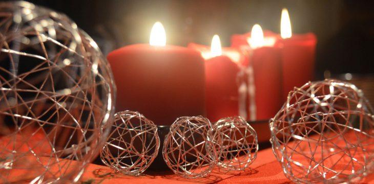 Besinnliches Weihnachtsfest und guten Rutsch!